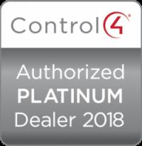 Control4 Platinum Dealer 2018