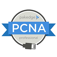 Pakedge PCNA Certified