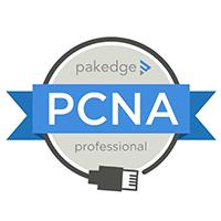 Pakedge PCNA Certified
