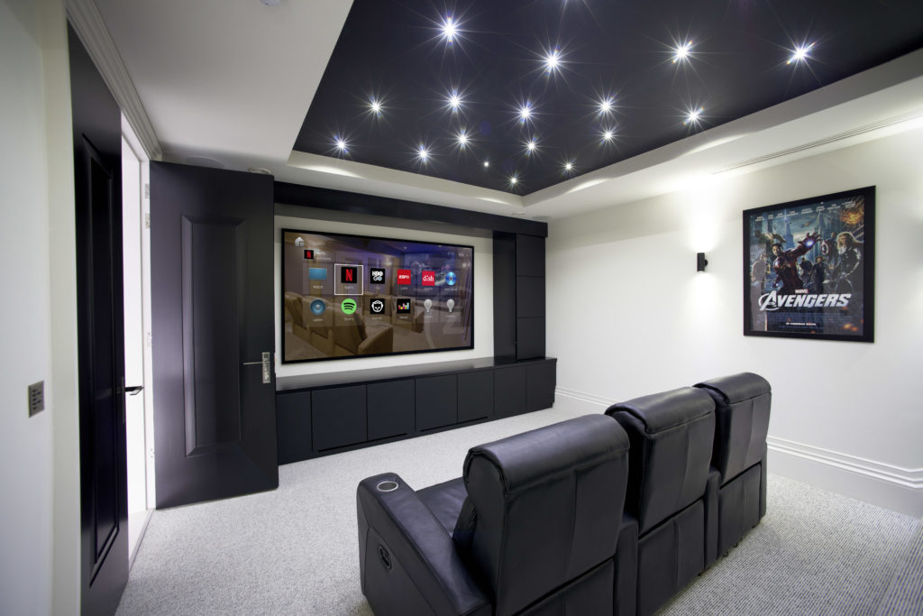 Control4 | Home Theater OS3