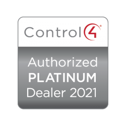 Control4 Platinum Dealer 2021