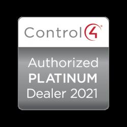 Control4 Platinum Dealer 2021